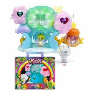 Giochi Preziosi - Glimmies Rainbow Friends Glimtree Con Mini Doll Esclusiva