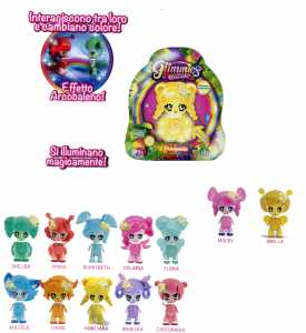 GLIMMIES RAINBOW Set SING - Giocheria Internet (Gln00820)