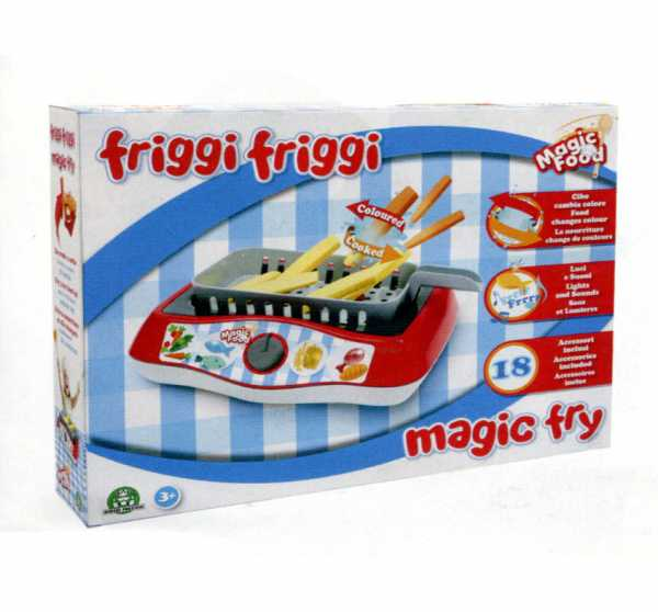 Giochi Preziosi Giocco Magic Food Friggi Friggi Con Luci E Suoni