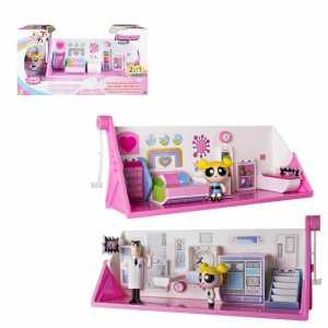 Powerpuff Girls 6028023 - Playset Trasformabile 2 In 1