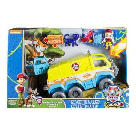 Paw Patrol - Veicolo Fuoristrada Della Giungla, 6032668