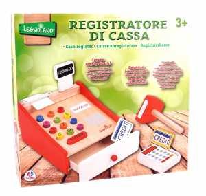 LEGNOLAND REGISTRATORE DI CASSA 38112