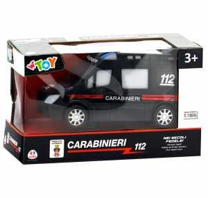 W'TOY 38186 Carabinieri B/O Movimento Mistero Luci Suoni
