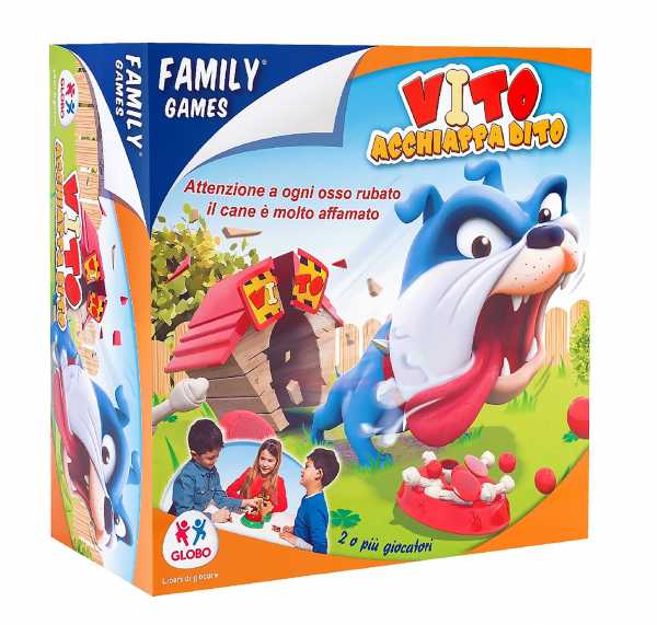 Family Games Familygames Vito Acchiappadito, 38278