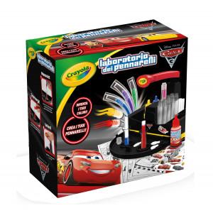Crayola 25-7243 - Laboratorio Dei Pennarelli Cars 3