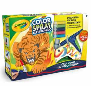 Crayola 25-6806 - Color Spray Elettronico