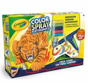 Crayola 25-6806 - Color Spray Elettronico