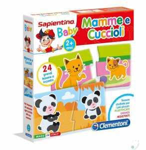 Clementoni 11969 Baby Mamme E Cuccioli