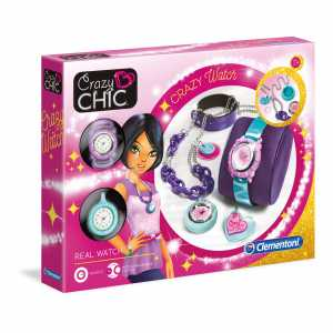 Clementoni 15132 - Crazy Chic My Crazy Watch