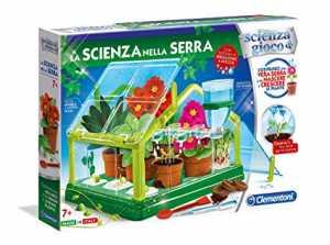 Clementoni Scienza Della Serra Natura E Animali Gioco Didattico Educativo 519, Colori Assortiti, 13039