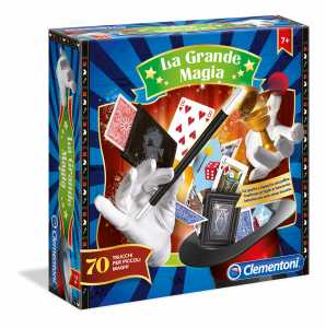 Clementoni 11130 - Kit La Grande Magia