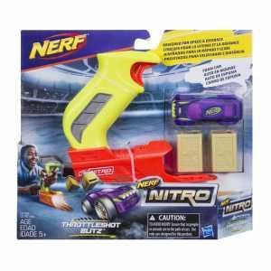 NERF NITRO THROTTLESHOT LANCIA - Hasbro (C0780eu4)