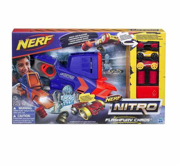 Nerf–Nitro Flashfury Chaos