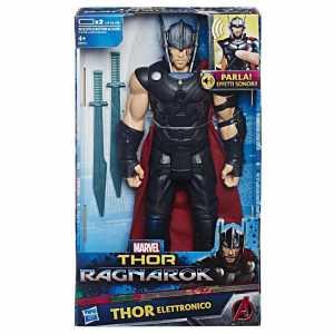 Marvel Thor Ragnarok - Thor Titan Elettronico