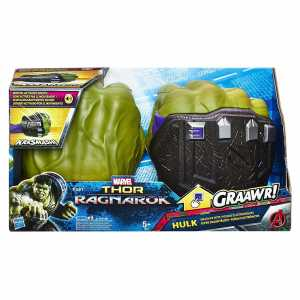 Marvel Thor Ragnarok - Hulk Pugni Elettronici