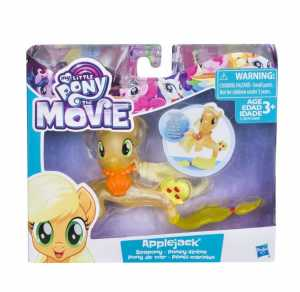 Hasbro My Little Pony-C1824ES0 Applejack Pony Sirena, C1824ES0