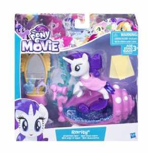My Little Pony C1829ES0 - Sirena Rarity, Dimensioni 6.4 X 20.3 X 20.3 Cm