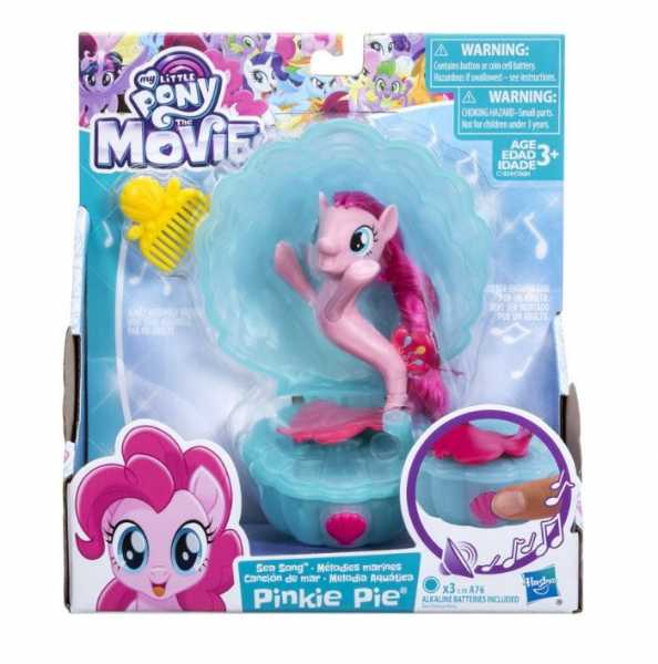 My Little Pony C1835ES0 - Sirena Skystar Con Mini Conchiglia