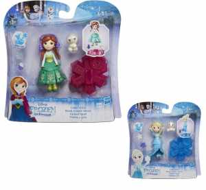 Disney Frozen - Anna Small Doll