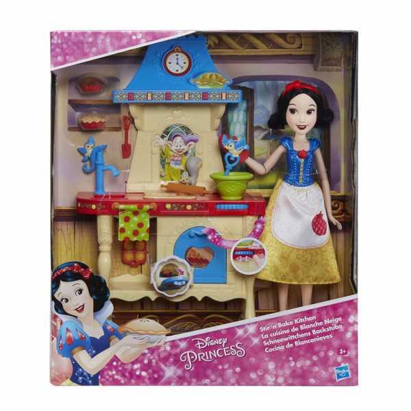 Disney Princess - Biancaneve E La Magica Cucina