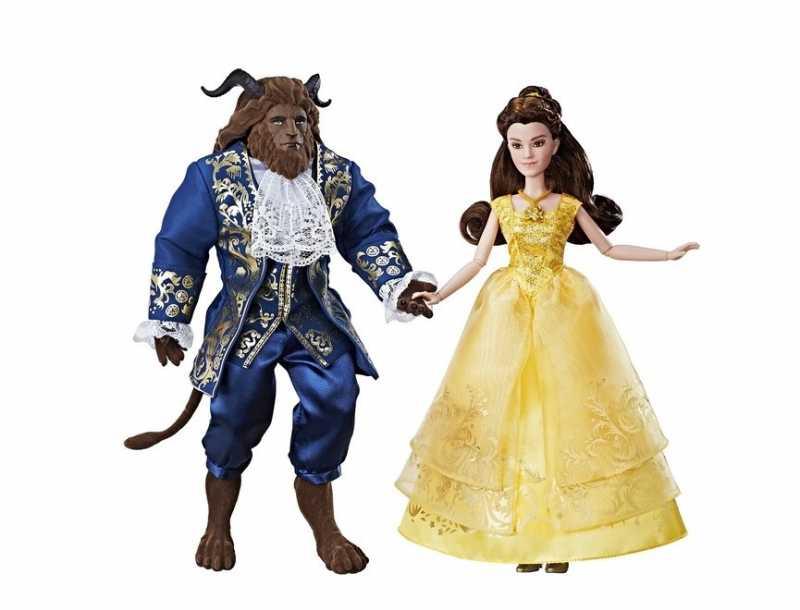 Disney Princess La Bella E La Bestia Magico Ballo C0543eu4