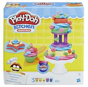 Play-Doh - Torte Ed Accessori
