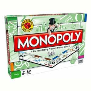 Monopoly Classic (nuova Versione 2017)