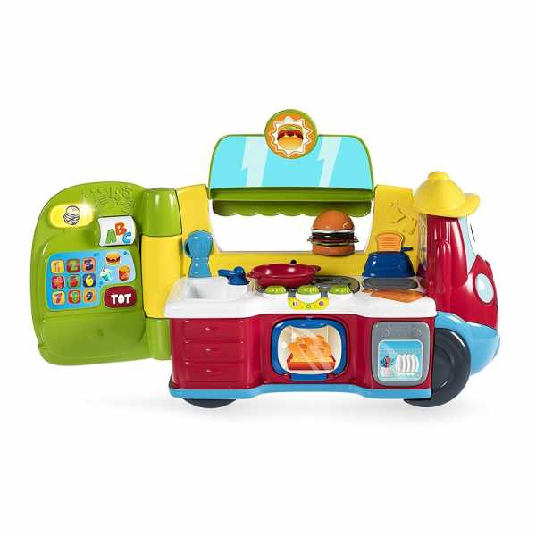 Chicco - Food Truck 2 In 1