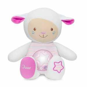 Chicco Baby Senses Mamma Lullaby Pecorella, Rosa
