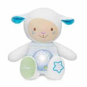Chicco Baby Senses Mamma Lullaby Pecorella, Azzurro