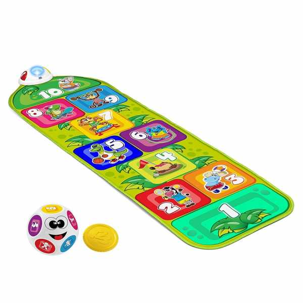 GIOCO CHICCO TAPPETO MUSICALE JUMP FIT (09150)