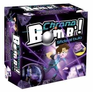 Rocco Giocattoli 90421 Chrono Bomb Sfida Al Buio