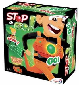 Rocco Giocattoli 90450 - Stop & Go