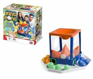 Grandi Giochi King Pong, GG01310, Multicolore
