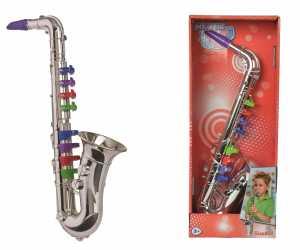 Simba 106836120 My Music World Sassofono  Metallo