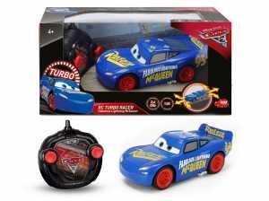 Dickie 203084009 -  Cars 3 Saetta McQueen Con Radiocomando