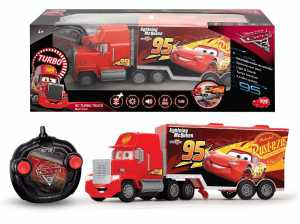 Dickie 203089025038 - Cars 3 Rc Mack Truck