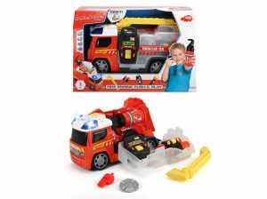 Dickie 203716006 - Push & Play Camion Dei Pompieri