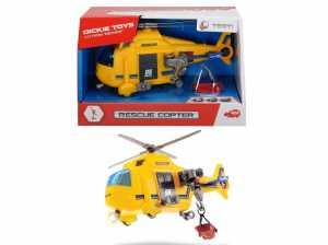 Dickie 203302003 - Elicottero, 15 Cm