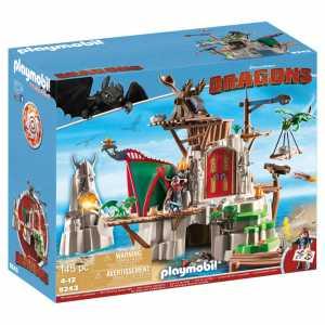 Playmobil 9243 - Isola Di Berk