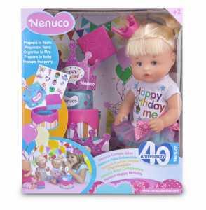 Nenuco, Bambola Nenuco, Compleanno, Serie: Famosa 700013390