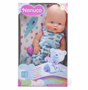 Famosa 700011241 - Nenuco Cure Mediche