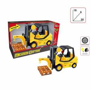 MULETTO FRIZIONE LUCI SUONI CM 24 - Toys Garden (26651)
