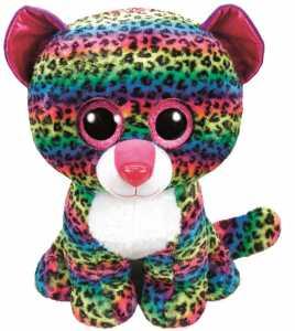 Ty Beanie Boos 42Cm DOT Animale Bosco Peluches Giocattolo 685,, 8421368372