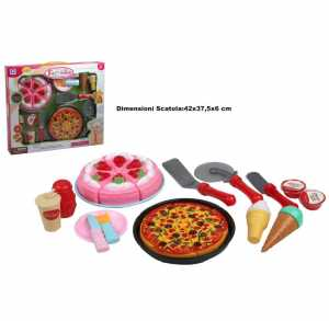 ODG Set Pizza Torta E Gelato