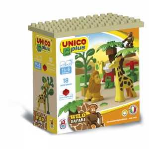 UNICOplus 8561-0000 - Safari, 18 Pezzi