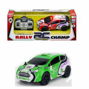 AUTO RALLY CHAMP RADIO COMANDO - Re El Toys (2173)