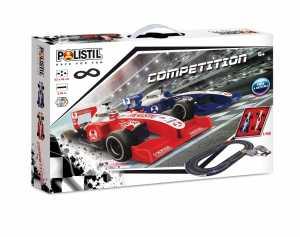 Polistil 960185 Pista Batteria Formula Competition