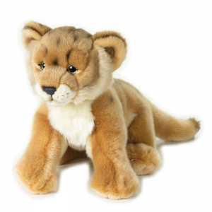 Venturelli Leoncino Baby Animale Bosco Peluches Giocattolo 473,, 8004332920021