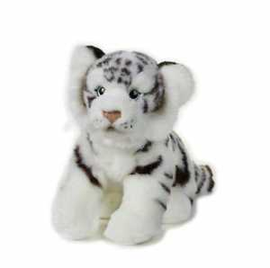 Lelly 692009 - Tigre Bianca Baby, Lunghezza 23 Cm